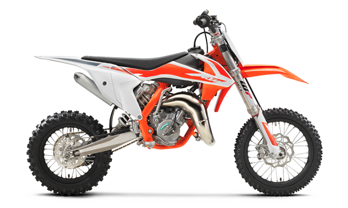KTM 65SX for nine year old