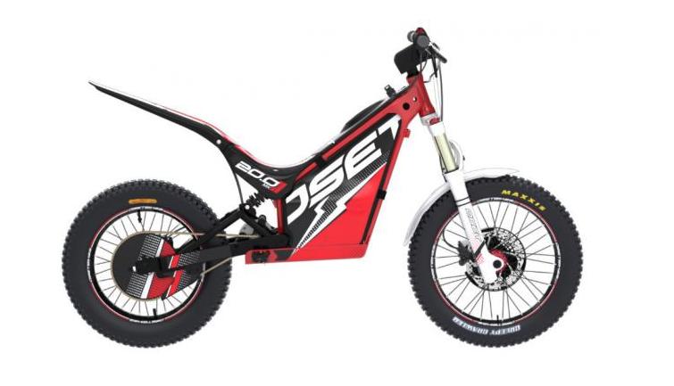 2020 Oset Trials bike