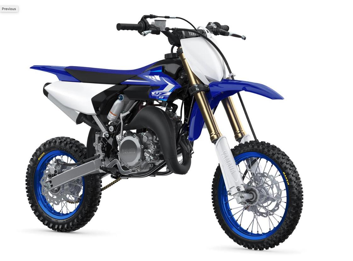 2020 Yamaha YZ65 1