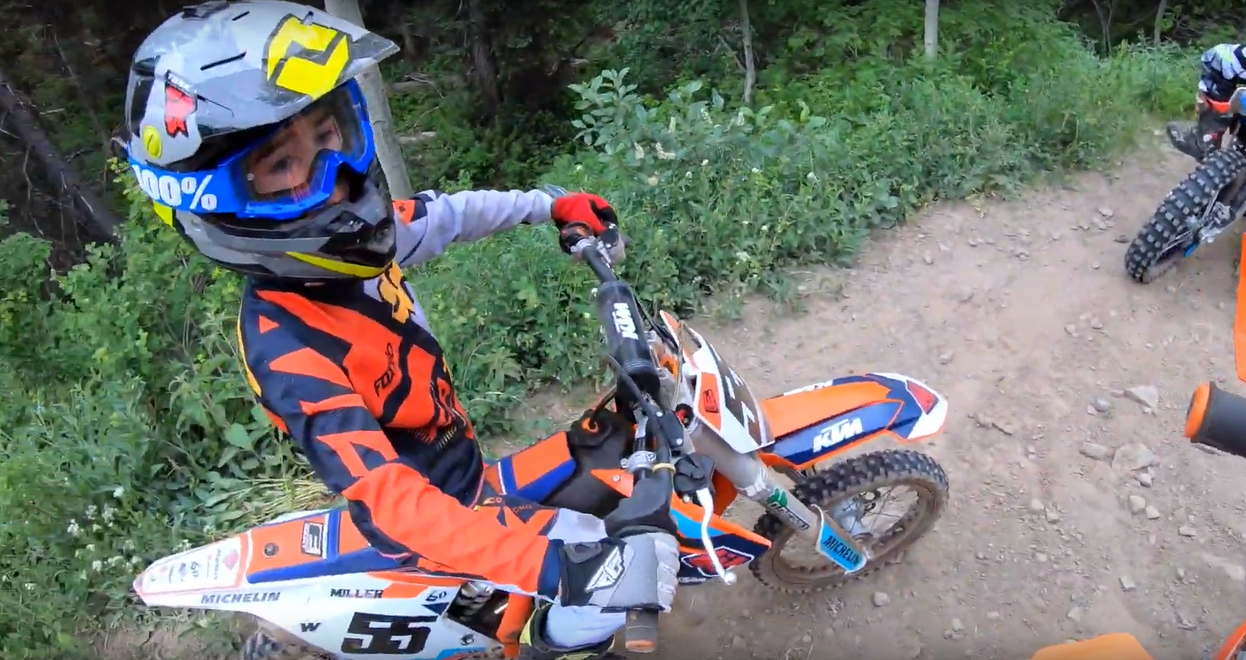 How To Pick The Right Dirt Bike For An 8 Year Old Kid Dirtbike Sam
