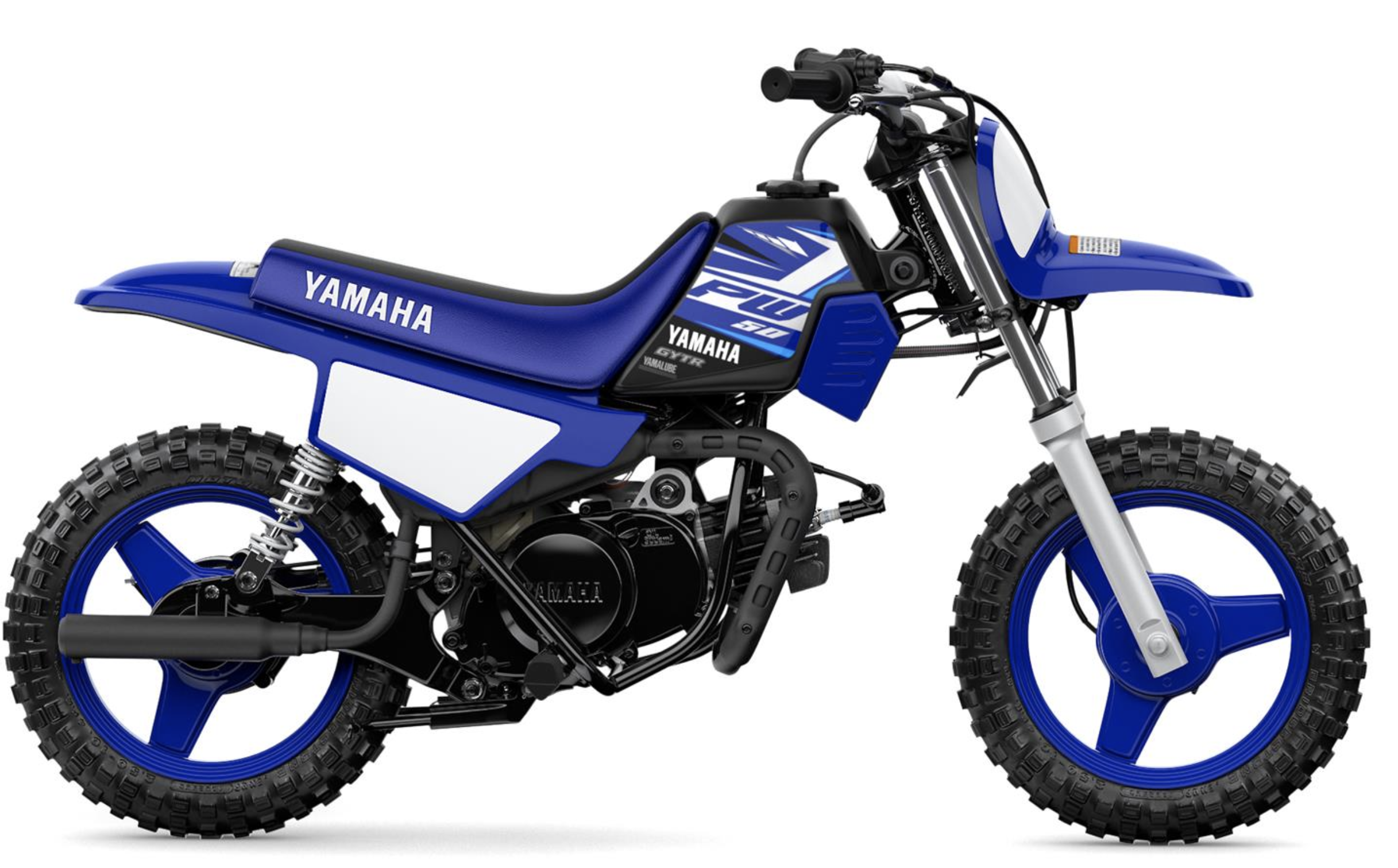 Yamaha PW50, the smallest kids dirt bike