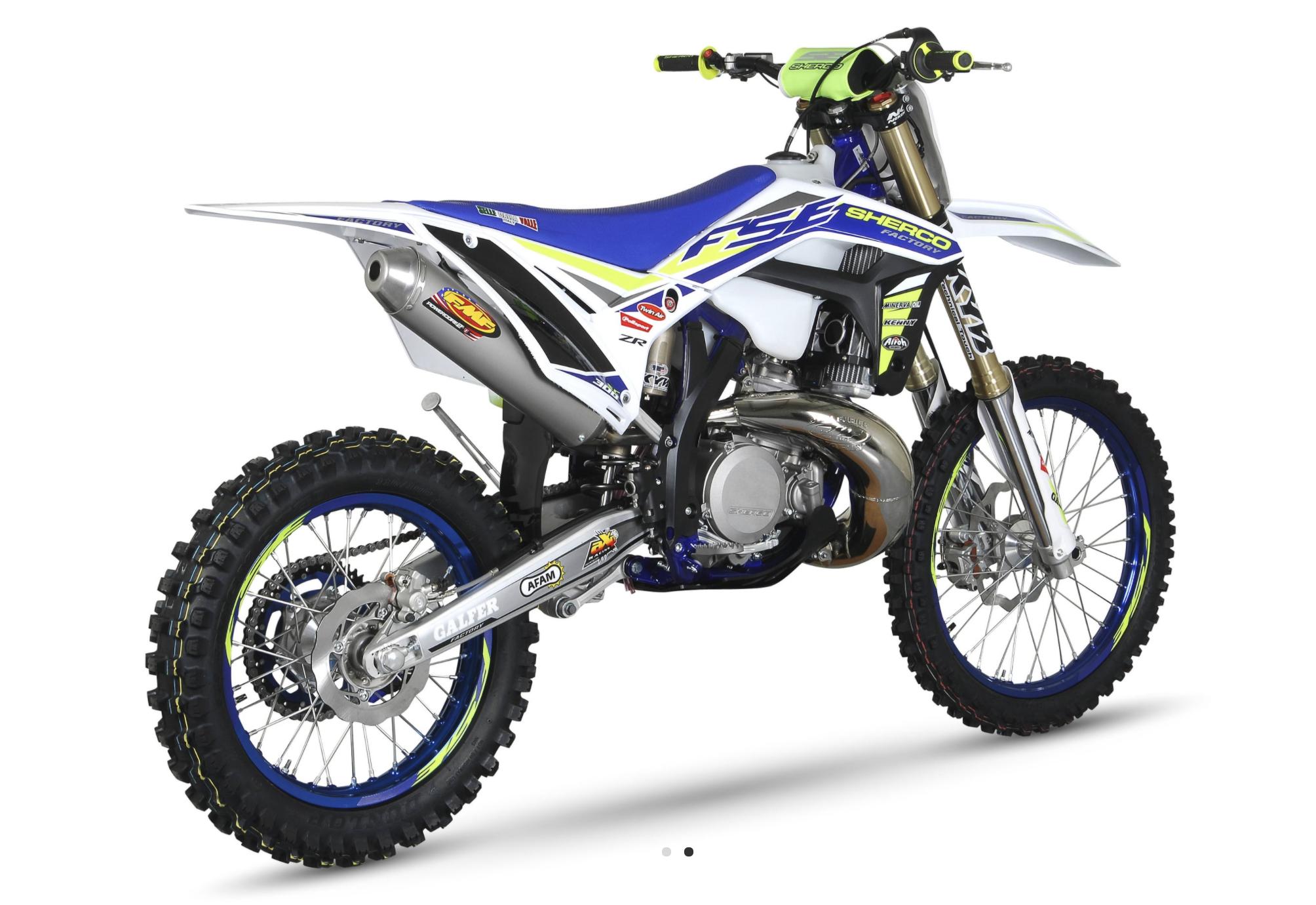 Best Sherco dirt bike