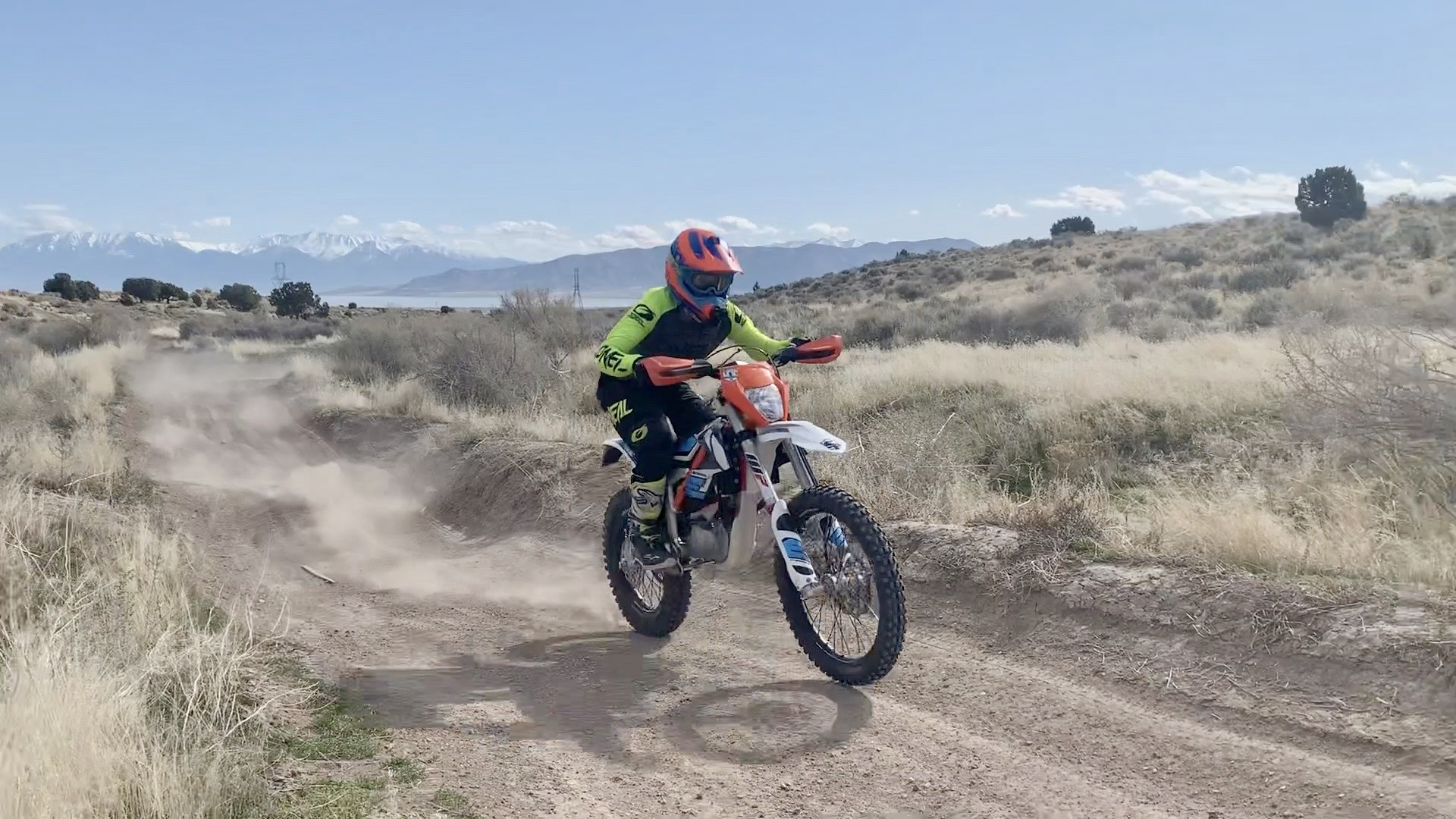 How To Create Your Own Dirt Bike Track Dirtbike Sam