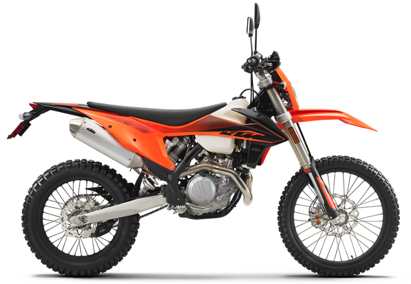 what you need to make your dirt bike street legal