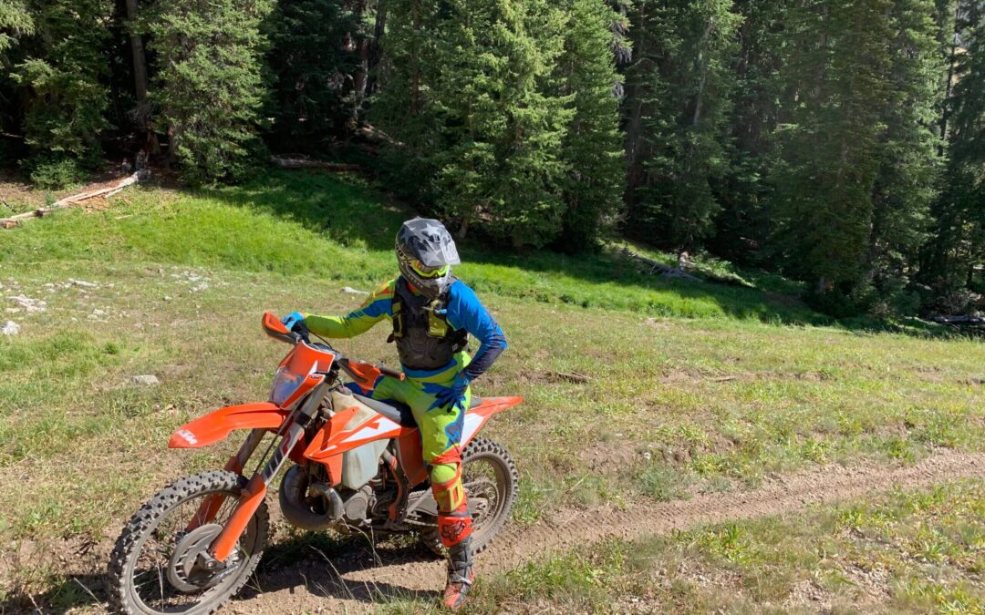 Dirt bike Chest protection