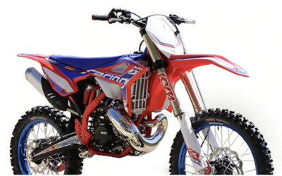 2021 Beta 300 RX Dirt Bike