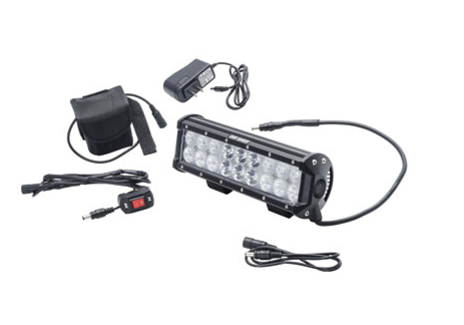 LED LIght bar for dirt biking