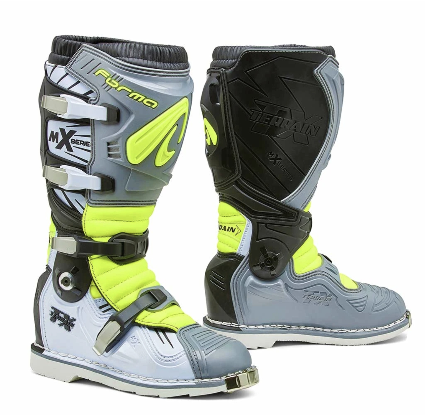 Forma motocross riding boots