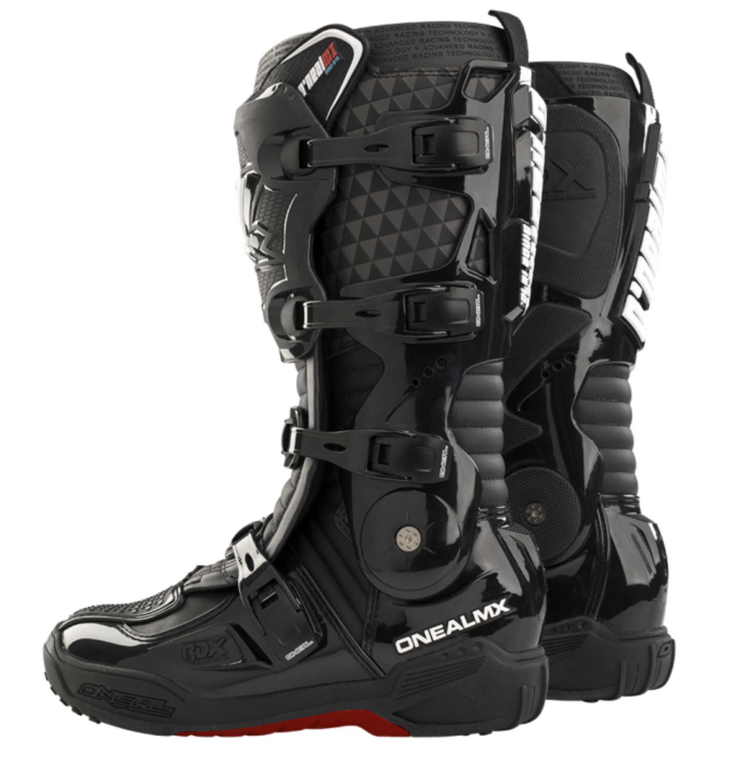 O'Neal motocross boots