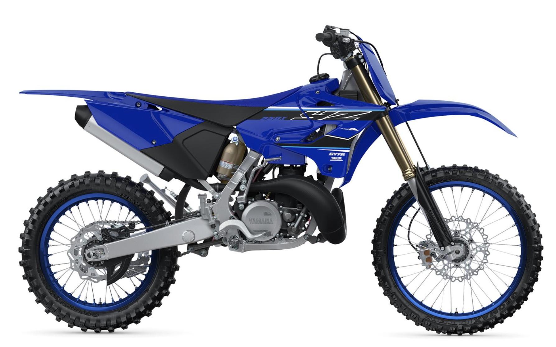Yamaha YZ250X cross country dirt bike