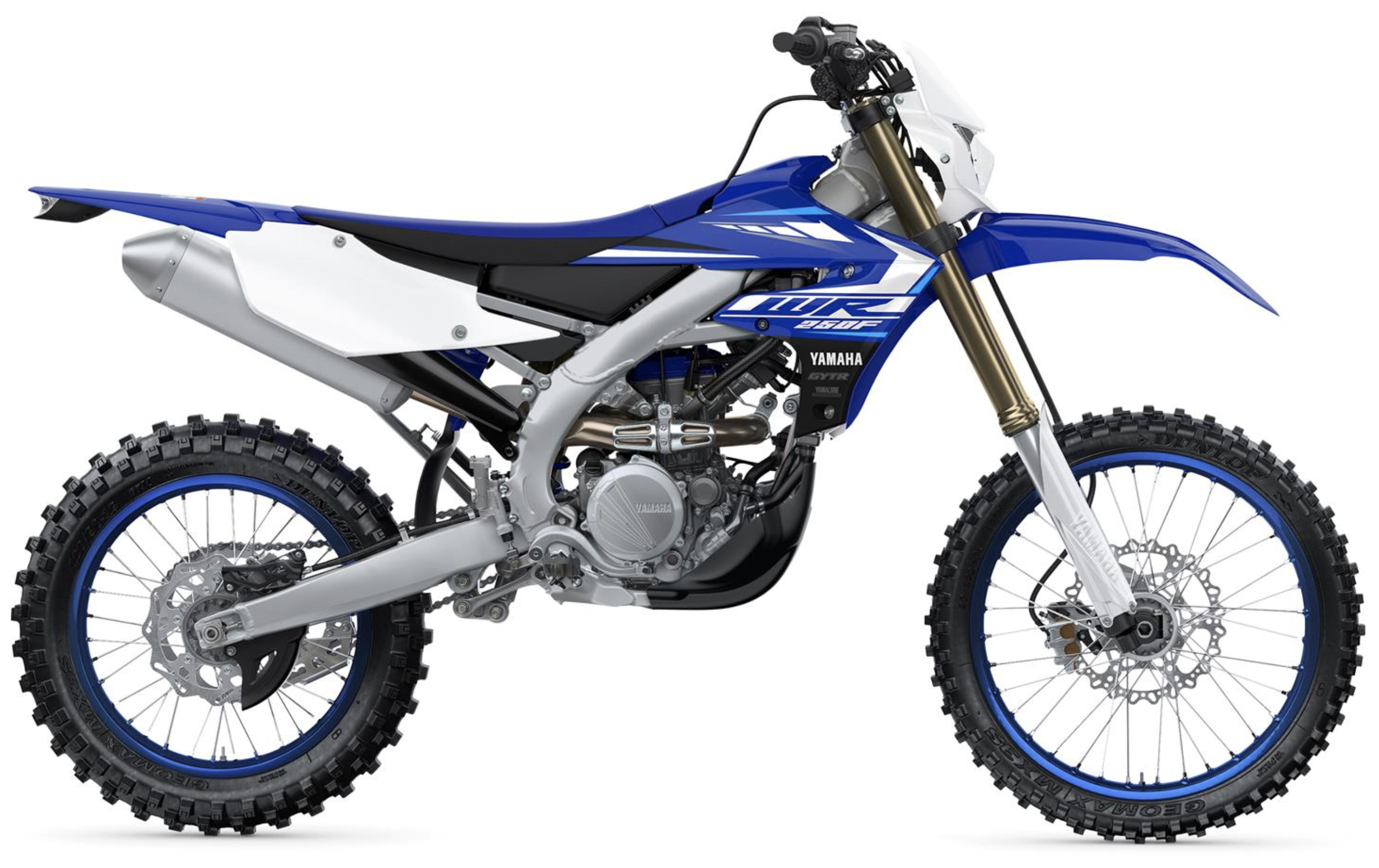 2020 Yamaha Adult Enduro dirt bike