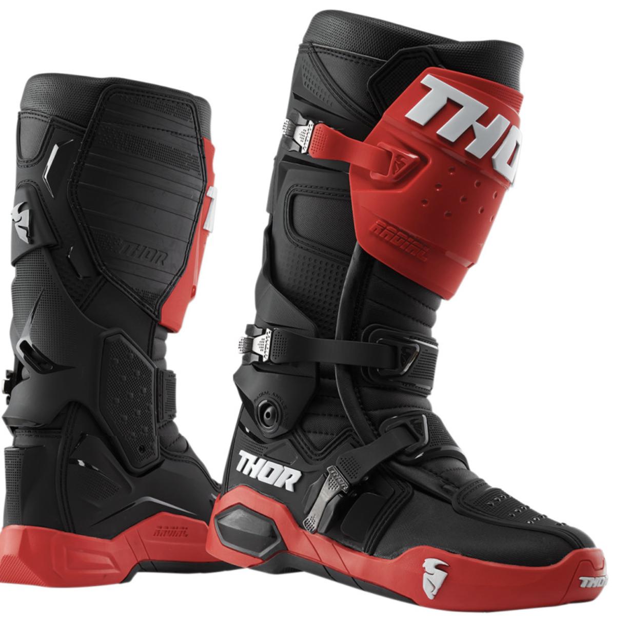 Thor Racing motocross boot