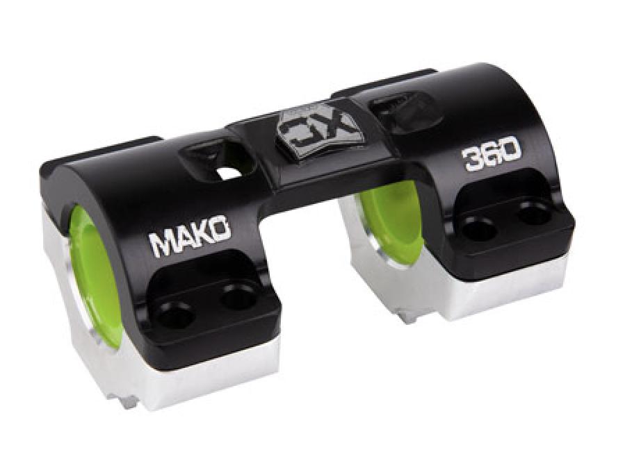 XC Gear Mako 360 Bar mounts