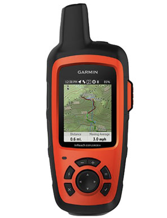 Garmin GPS for dirt biking