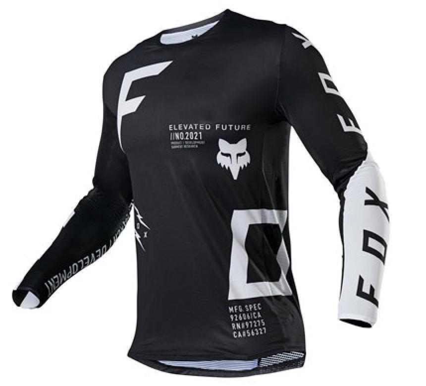 fox dirt biking jersey