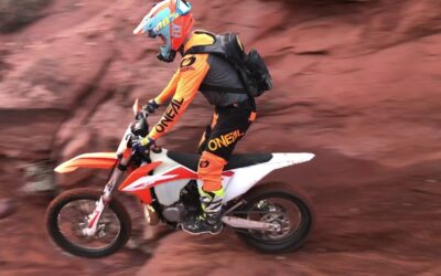 How fast does a dirt bike go?